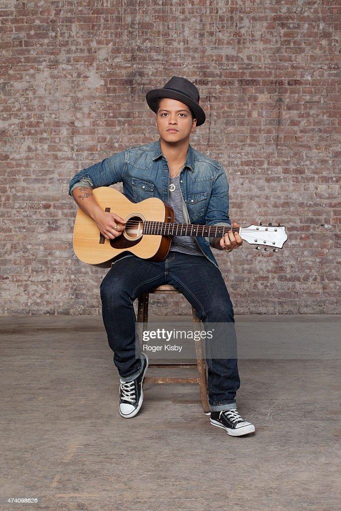 Bruno Mars, Forbes Magazine, June 6, 2011