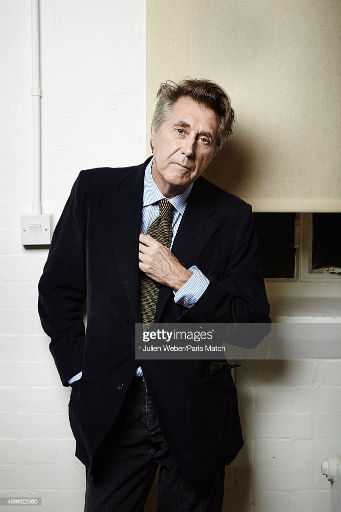 Bryan Ferry, Paris Match Issue 3418, November 26, 2014