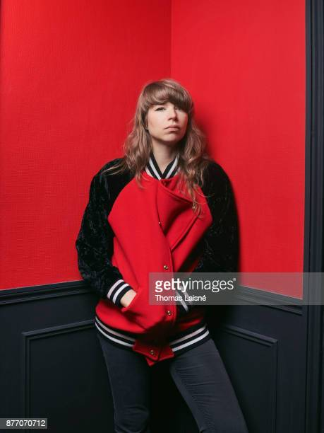 Singer Calypso Valois is photographed for Grazia Magazine on September 2016 in Paris France