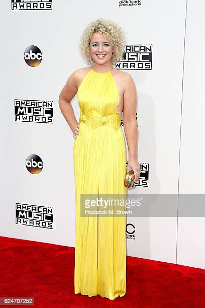 Singer Cam attends the 2016 American Music Awards at Microsoft Theater on November 20, 2016 in Los Angeles, California.