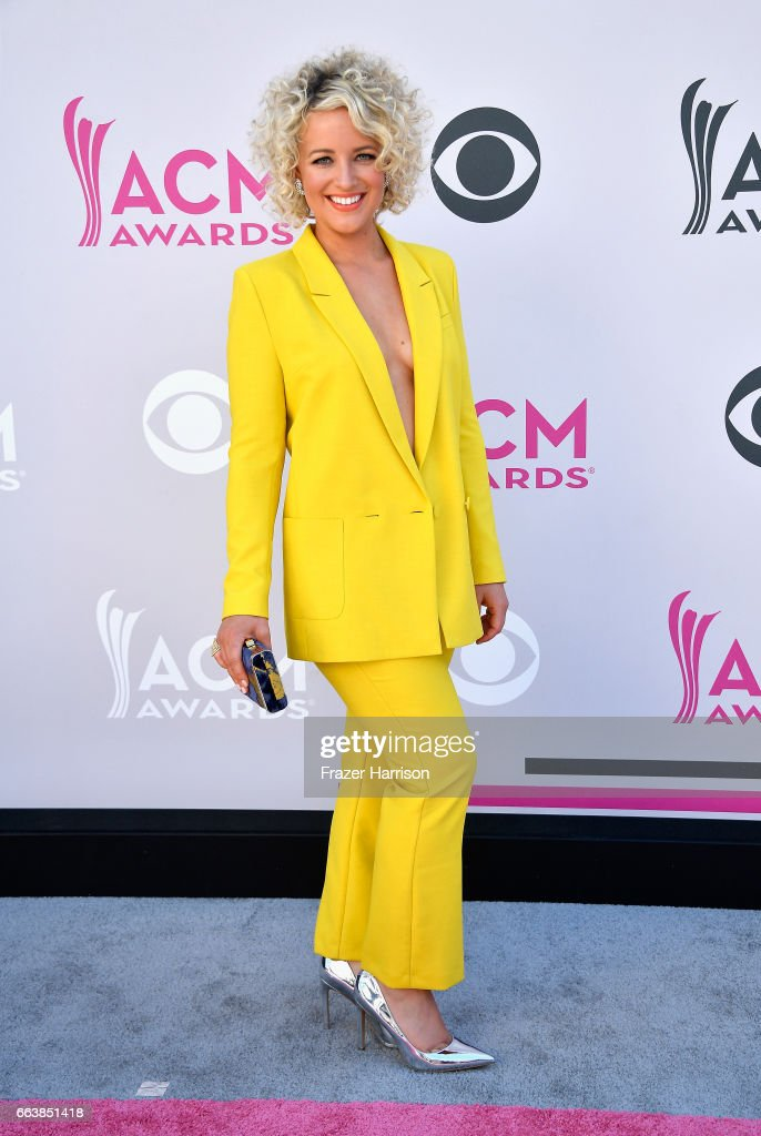 52nd Academy Of Country Music Awards - Arrivals : News Photo