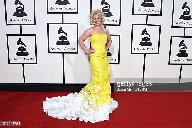 Singer Cam attends The 58th GRAMMY Awards at Staples Center on February 15 2016 in Los Angeles California