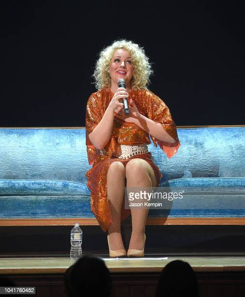 Singer Cam performs at the Ryman Auditorium on September 26 2018 in Nashville Tennessee