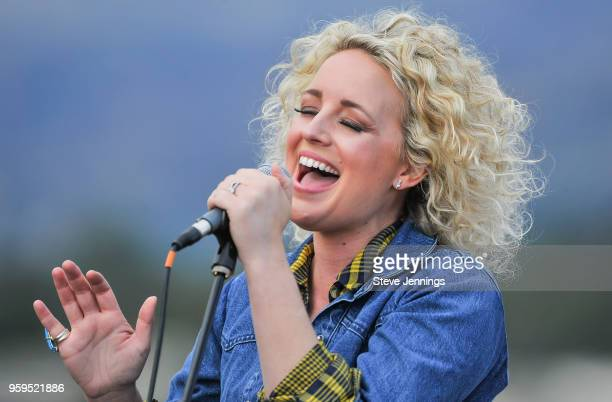 Singer Cam performs on Day 2 of Live In The Vineyard Goes Country on May 16 2018 in Napa California