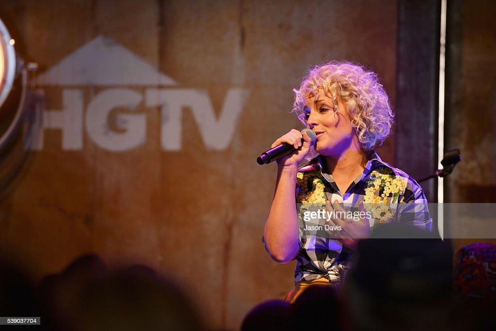 HGTV Lodge At CMA Music Fest - Day 1 : News Photo