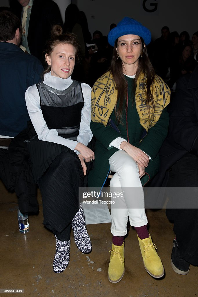 Ohne Titel - Front Row & Backstage - MADE Fashion Week Fall 2015