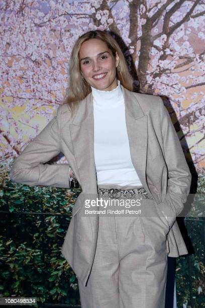 "Singer Camille Lou attends Disney's ""Mary Poppins Returns Paris Gala Screening at UGC Cine Cite Bercy on December 10 2018 in Paris France"
