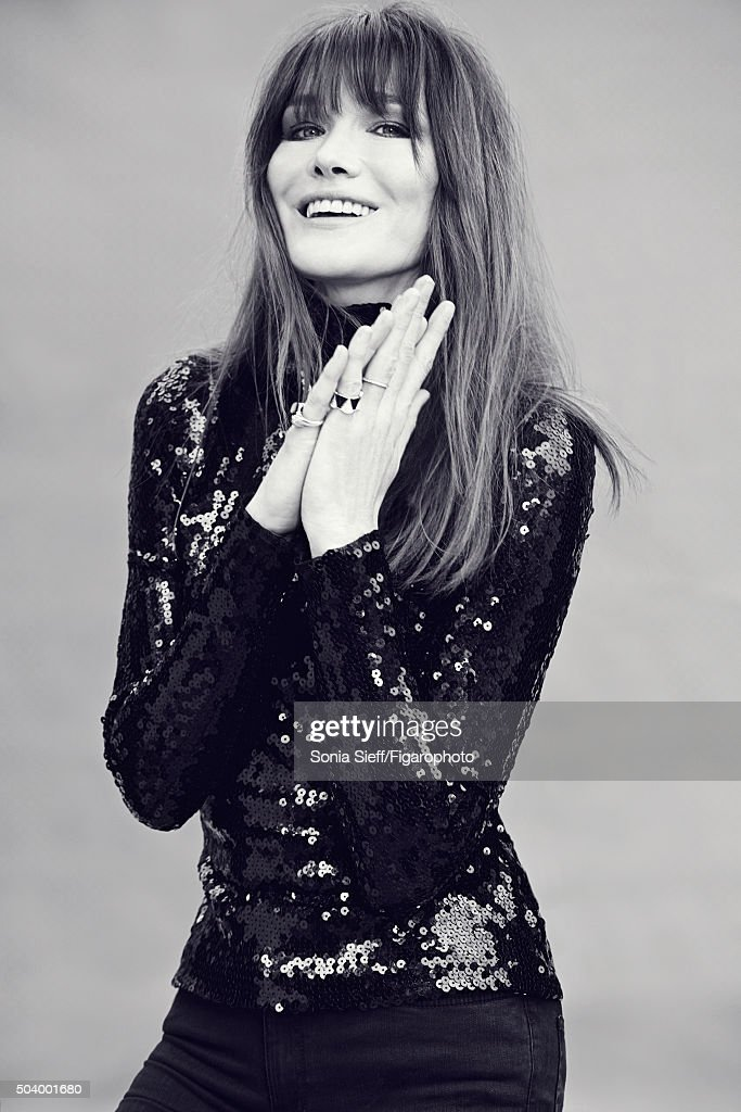 Carla Bruni, Madame Figaro, December 11, 2015