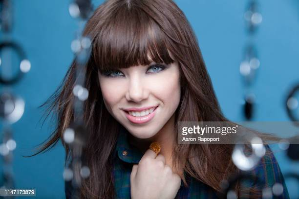 Singer Carly Rae Jepsen poses for a portrait in Hollywood California