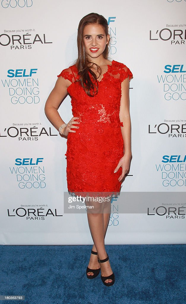"2013 Self Magazine's ""Woman Doing Good"" Awards"