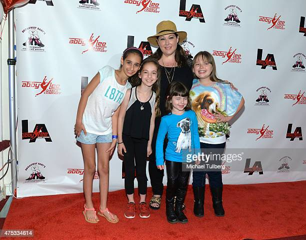 Singer Carnie Wilson and guests attend the Abby Lee Dance Company LA's VIP Grand Opening at Abby Lee Dance Company LA on May 30 2015 in Santa Monica...