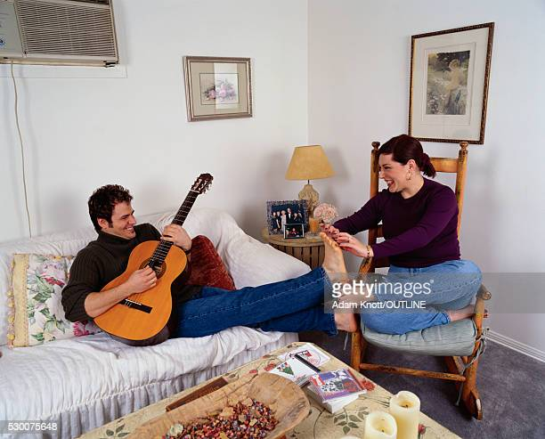 Singer Carnie Wilson and Husband Rob Bonfiglio
