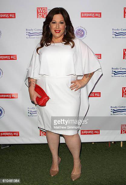 Singer Carnie Wilson attends The Concert Across America To End Gun Violence at The Standard Hotel on September 25 2016 in Los Angeles California