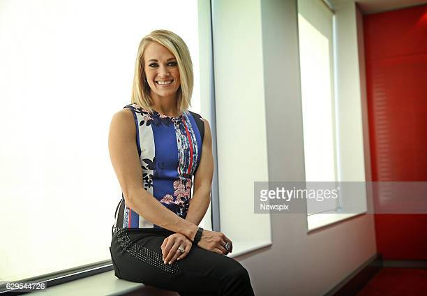 SYDNEY NSW Singer Carrie Underwood poses during a photo shoot in Sydney New South Wales
