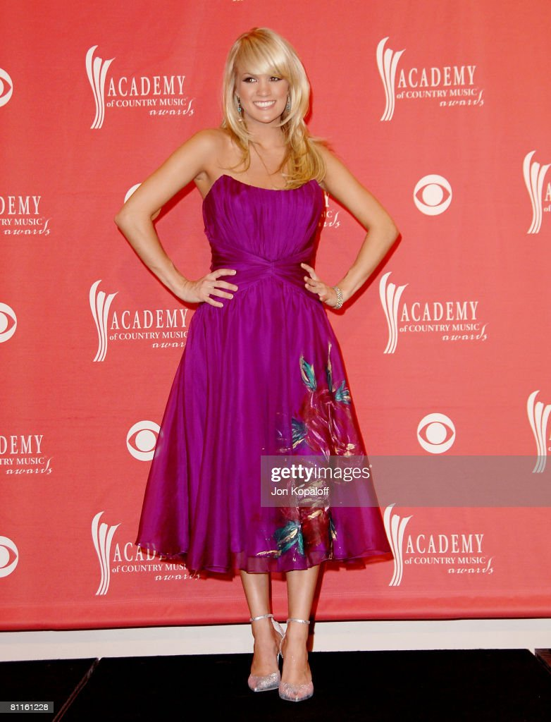 The 43rd Annual Academy of Country Music Awards - Press Room Photos ...