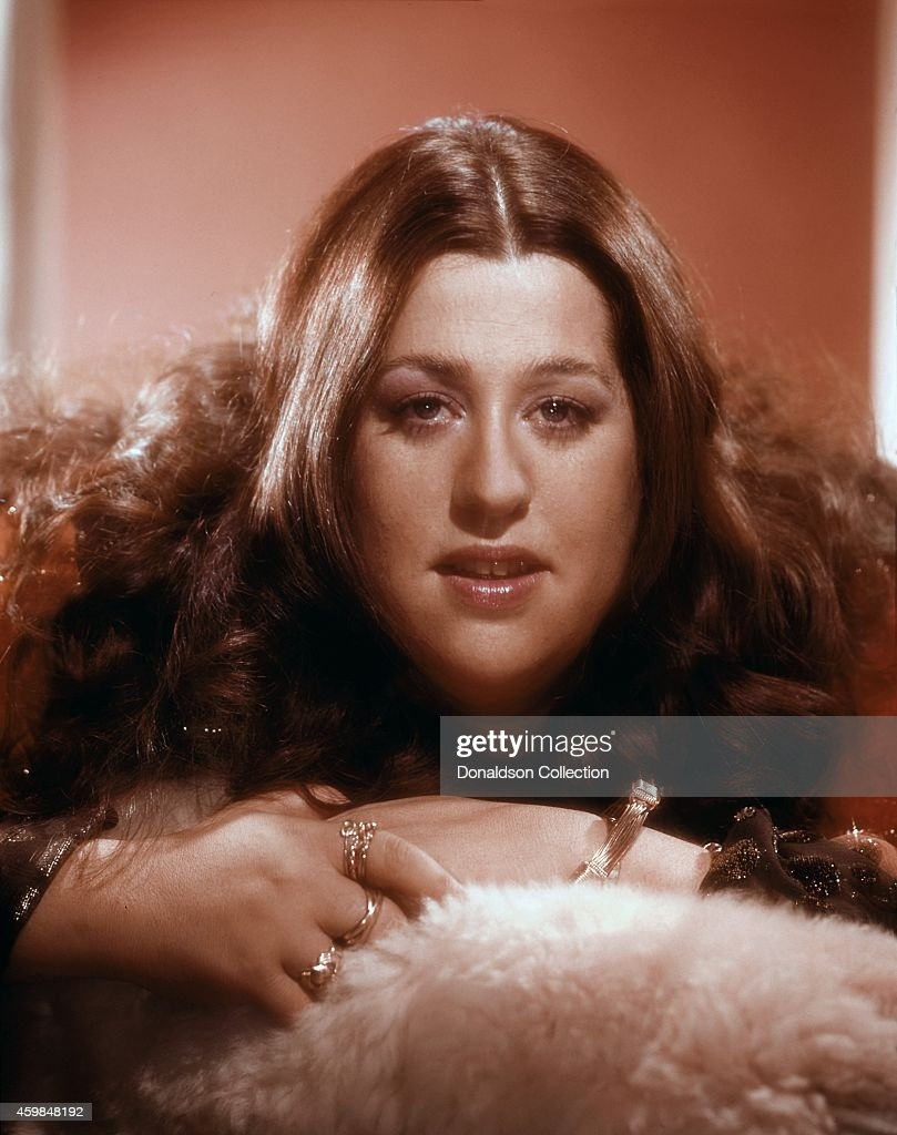 Cass Elliot Portrait : News Photo