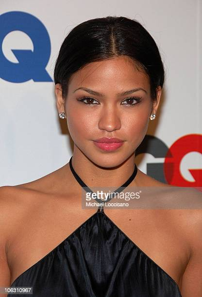 Singer Cassie arrives to GQ's 50th Anniversary Celebration at Cedar Lake in New York City on September 18 2007