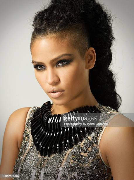 Singer Cassie is photographed for The Untitled Magazine on January 19 2013 in New York City CREDIT MUST READ Indira Cesarine/The Untitled...