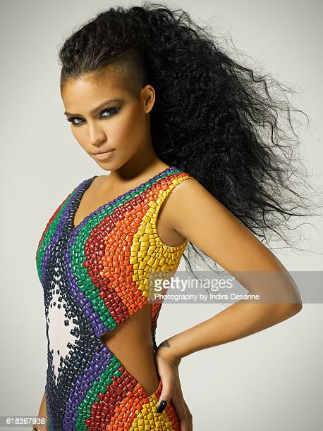 Singer Cassie is photographed for The Untitled Magazine on January 19 2013 in New York City PUBLISHED IMAGE CREDIT MUST READ Indira Cesarine/The...