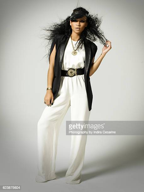 Singer Cassie is photographed for The Untitled Magazine on January 19, 2013 in New York City. PUBLISHED IMAGE. CREDIT MUST READ: Indira Cesarine/The...