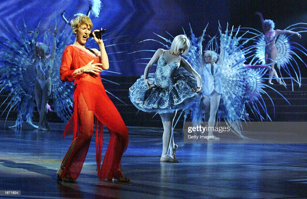 Celine Dion Opening Night At Caesars Palace : News Photo