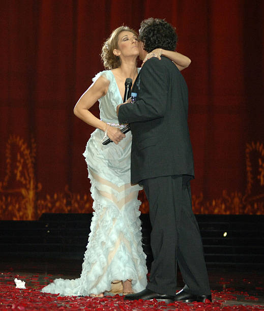 Celine Dion\'s Final Show After 5 Years - Press Conference Photos and ...