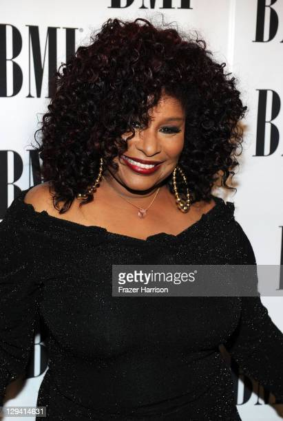 Singer Chaka Khan attends the 59th Annual BMI Pop Awards at the Beverly Wilshire Four Seasons Hotel on May 17, 2011 in Beverly Hills, California.
