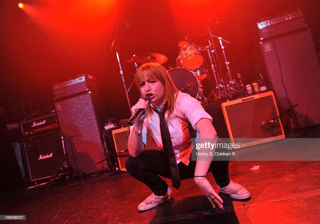 Joey Ramone Foundation For Lymphoma Research Benefit Concert : News Photo