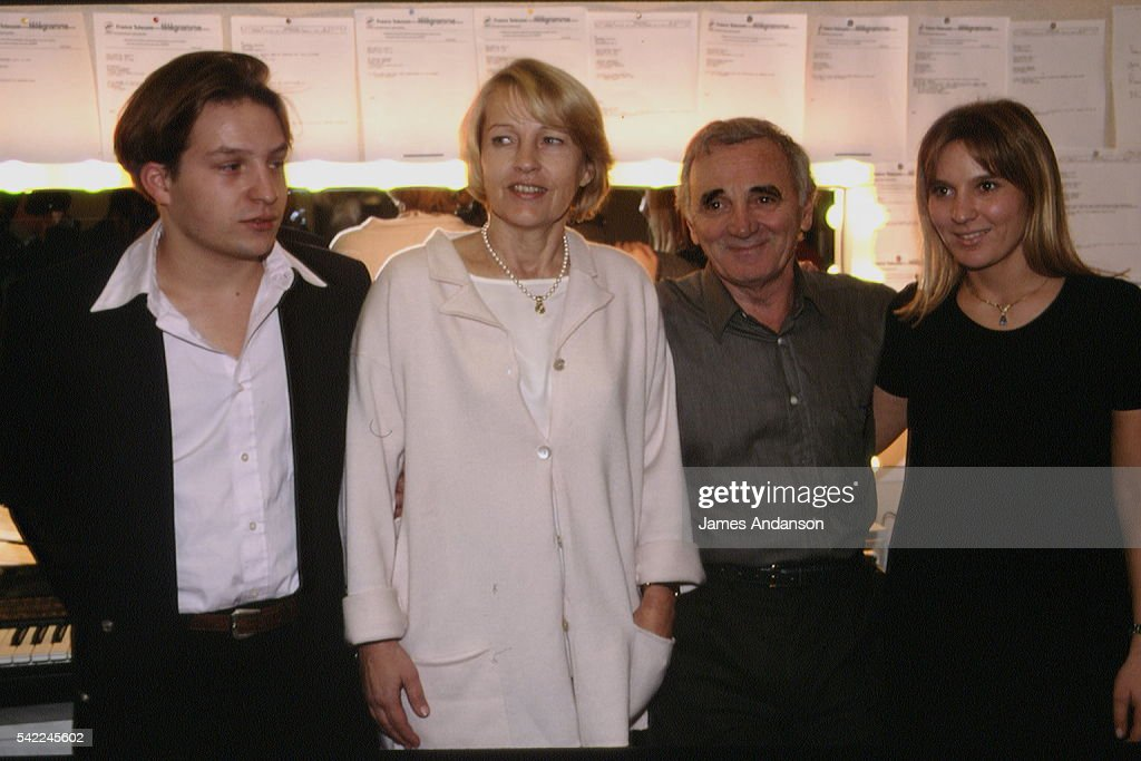Exceptionnel Ulla Aznavour Stock Photos and Pictures | Getty Images MS47