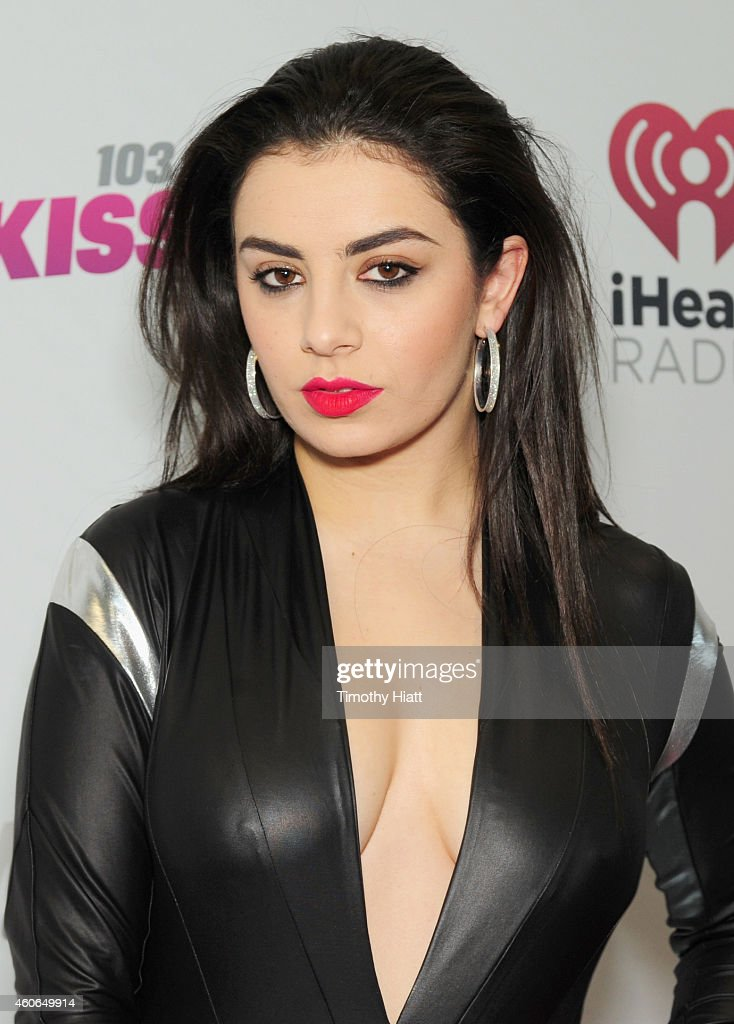 103.5 KISS FM's Jingle Ball 2014 - Backstage
