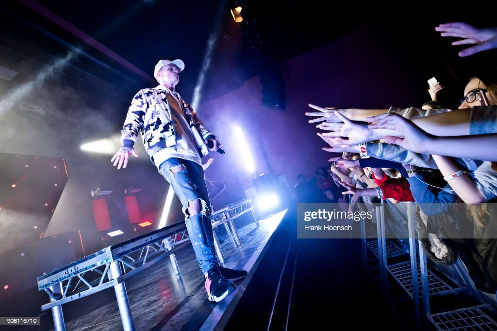 Bars And Melody Perform In Berlin
