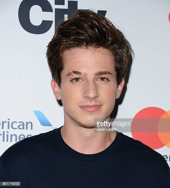 Singer Charlie Puth attends Stand Up To Cancer 2016 at Walt Disney Concert Hall on September 9 2016 in Los Angeles California