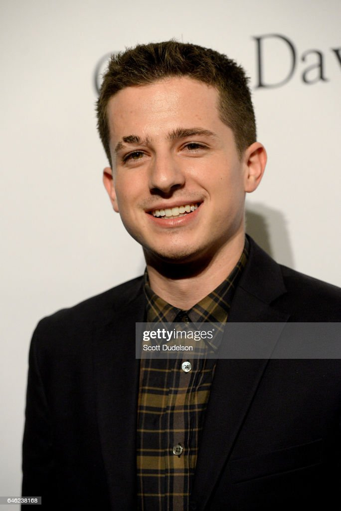 Singer Charlie Puth attends the 2017 Pre-Grammy Gala and Salute to Industry Icons Event at The Beverly Hilton Hotel on February 11, 2017 in Beverly Hills, California.