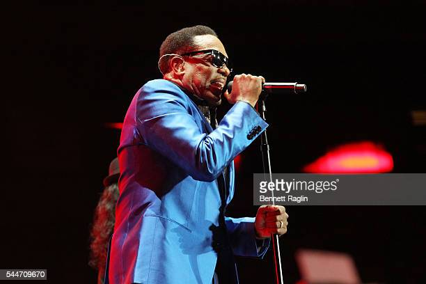 Singer Charlie Wilson performs on stage during the 2016 ESSENCE Festival presented by Coca Cola at the Louisiana Superdome on July 2 2016 in New...