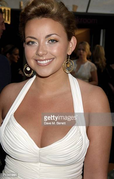 Singer Charlotte Church arrives at the Glamour Women Of The Year Awards the annual awards recognising the achievement of women with categories...
