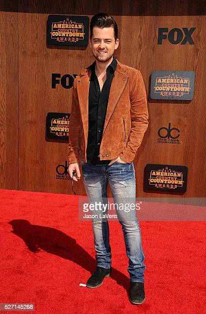 Singer Chase Bryant attends the 2016 American Country Countdown Awards at The Forum on May 01 2016 in Inglewood California
