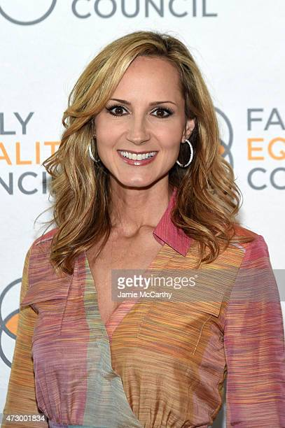 Singer Chely Wright attends the Family Equality Council's 2015 Night At The Pier at Pier 60 on May 11 2015 in New York City
