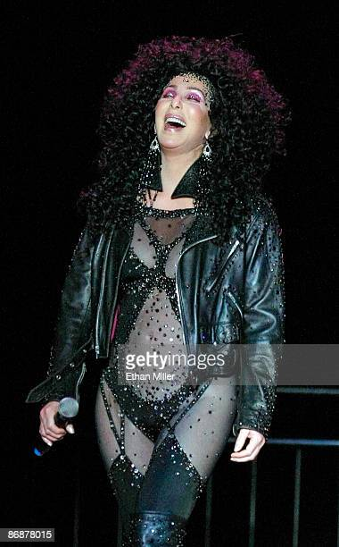 Singer Cher appears during the 'Hit Man David Foster and Friends' concert at the Mandalay Bay Events Center May 9 2009 in Las Vegas Nevada