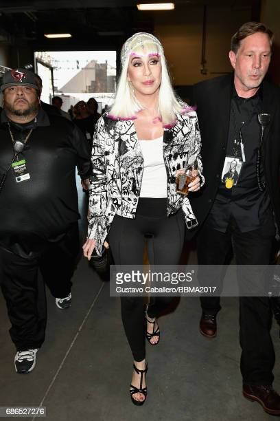 Singer Cher attends the 2017 Billboard Music Awards at TMobile Arena on May 21 2017 in Las Vegas Nevada