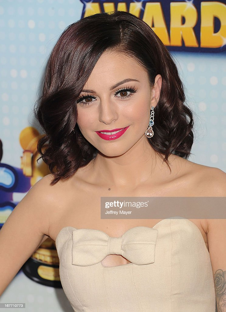 Singer Cher Lloyd arrives at the 2013 Radio Disney Music Awards at Nokia Theatre L.A. Live on April 27, 2013 in Los Angeles, California.