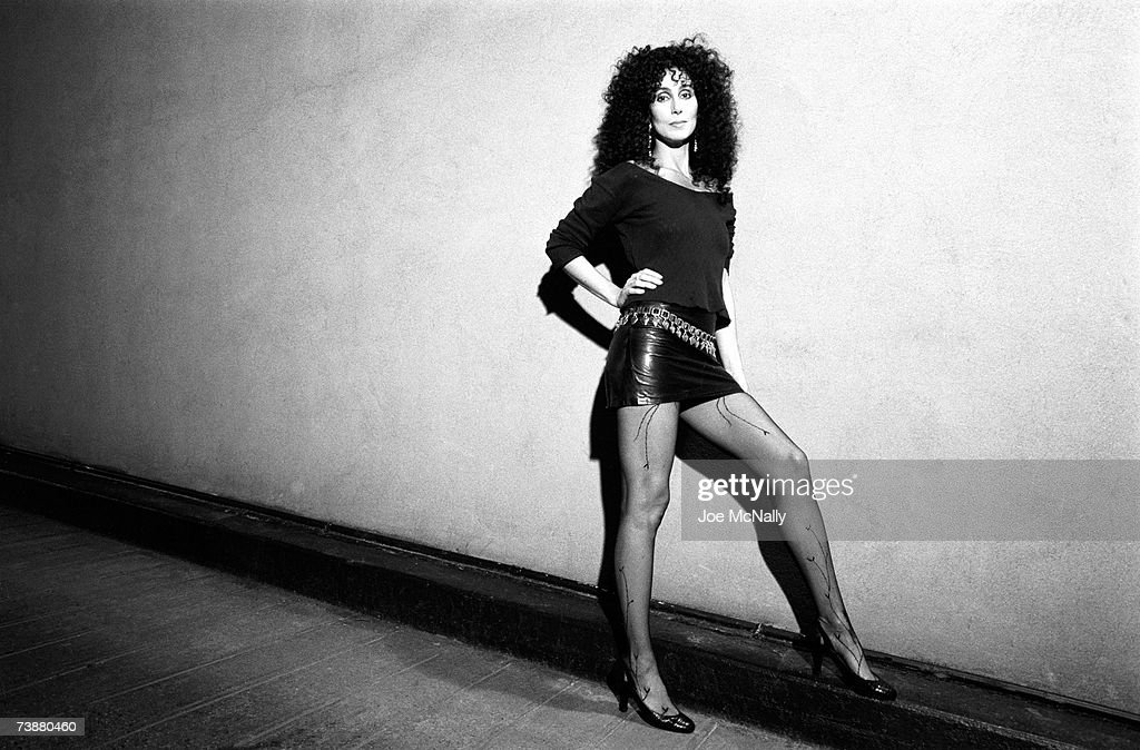 Singer Cher poses for photos on January 1988 in New York City. Cher established herself as a legendary pop culture icon and one of the most popular female artists in music history.