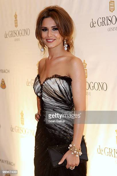Singer Cheryl Cole attends the de Grisogono party at the Hotel Du Cap on May 18 2010 in Cap D'Antibes France