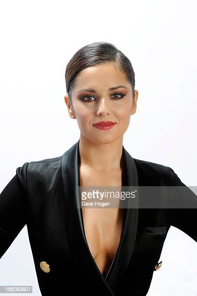 Singer Cheryl Cole is photographed on December 8 2012 in London England
