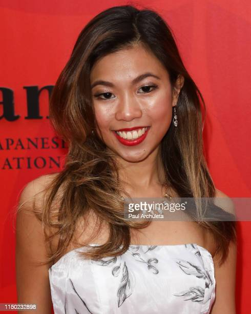 Singer Cheryl K attends the Smithsonian's celebration of Asian Pacific Americans at City Market Social House on May 18 2019 in Los Angeles California