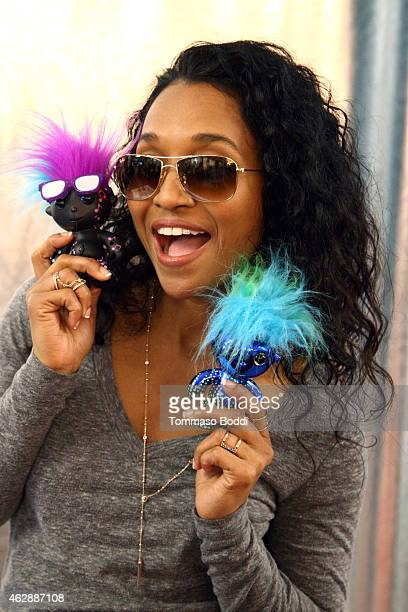 Singer Chilli of TLC attends the GRAMMY gift lounge during The 57th Annual GRAMMY Awards at the Staples Center on February 6 2015 in Los Angeles...