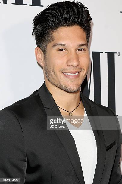 Singer Chino attends the 23rd Annual BMI Latin Awards at the Beverly Wilshire Four Seasons Hotel on March 2 2016 in Beverly Hills California