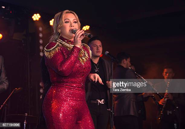 Chiquis Rivera Stock Photos And Pictures Getty Images