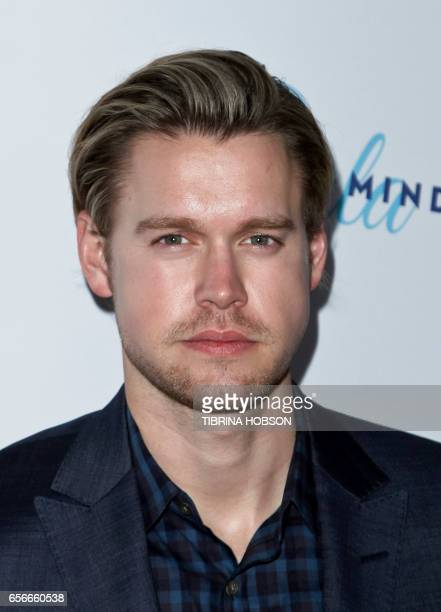 Singer Chord Overstreet attends UCLA's Semel Institute's Biannual 'Open Mind Gala' at The Beverly Hilton Hotel in Beverly Hills, California on March...