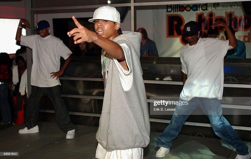 5th Annual Billboard R&B Hip-Hop Awards - Show : News Photo