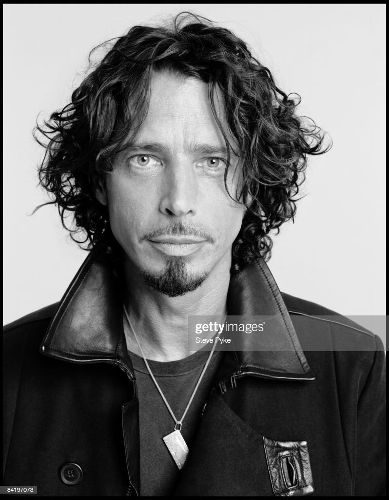 Chris Cornell and Timbaland by Steve Pyke for Entertainment Weekly Magazine